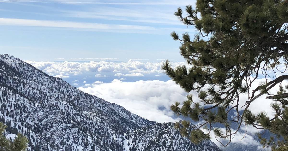 Chris Erskine: Mt. Baldy is the best ski deal in California and just 80 minutes away