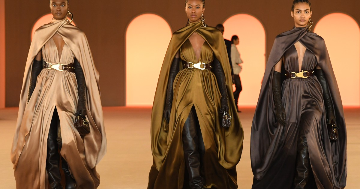 Paris Fashion Week makes it official: You need a cape for fall 2020