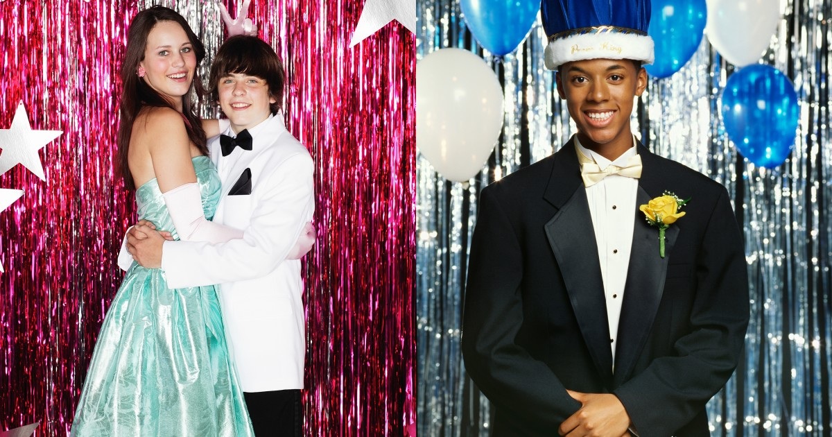 High schoolers: We're throwing you a prom. Send us photos to attend.