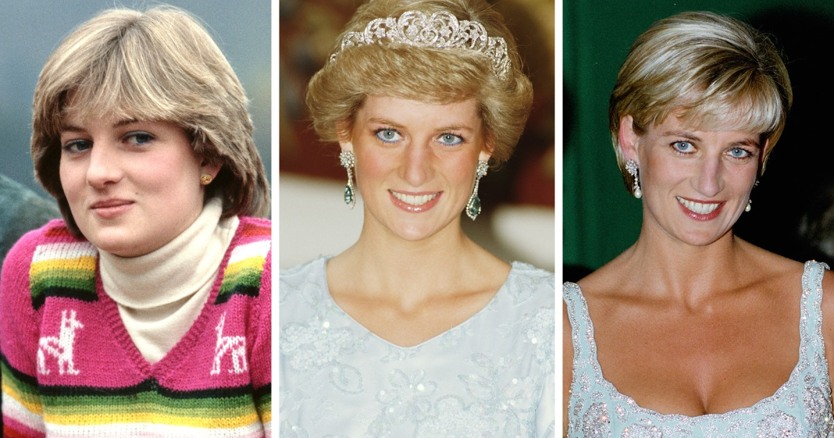 How Princess Diana's fashion inspires designers, style icons
