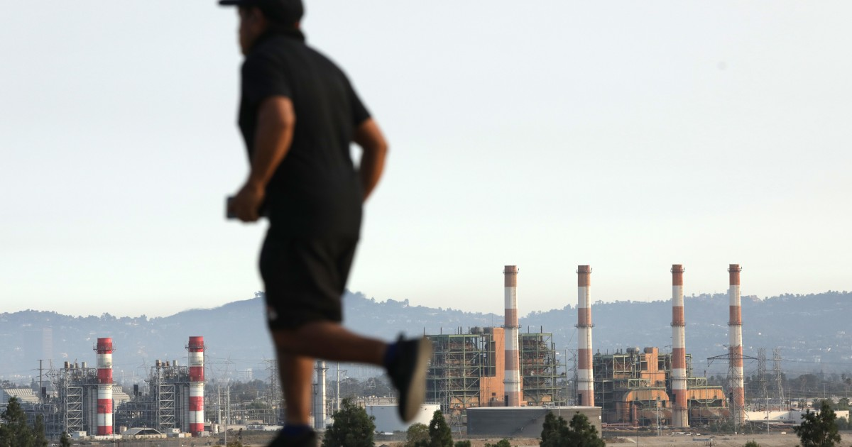 State regulatory agency slaps LADWP with violation over methane gas leak at Sun Valley power plant