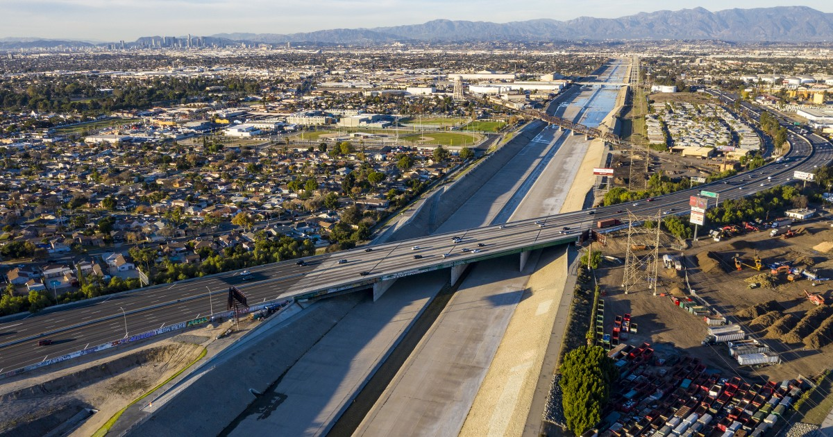 Here is Frank Gehry's bold plan to upgrade the L.A. River