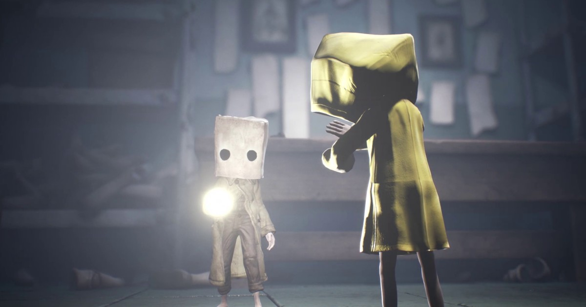 'Little Nightmares 2': a horror game even for scaredy-cats