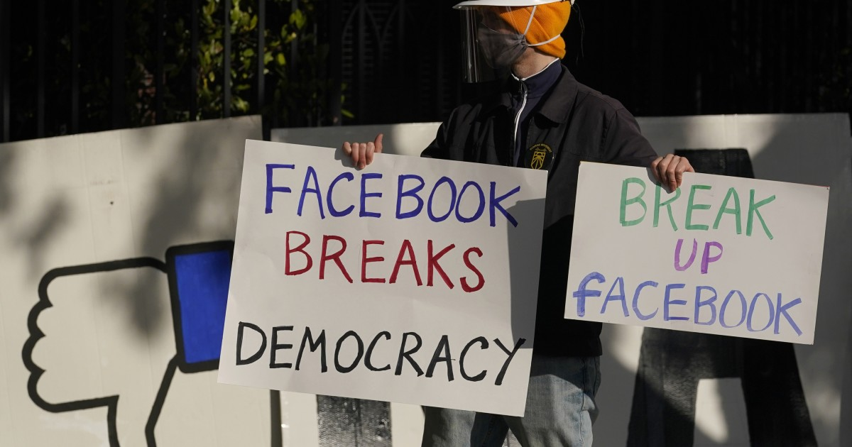 Facebook cracked down for the Chauvin verdict. Why not always?