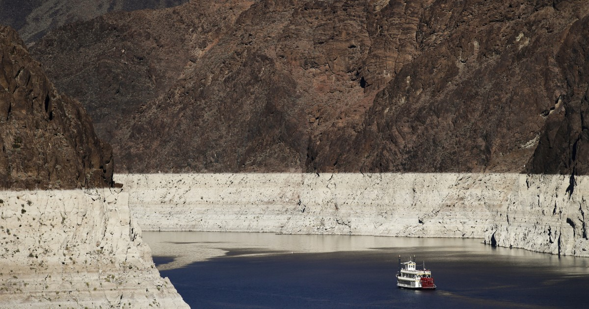 Here are some things to know about the drought in the West
