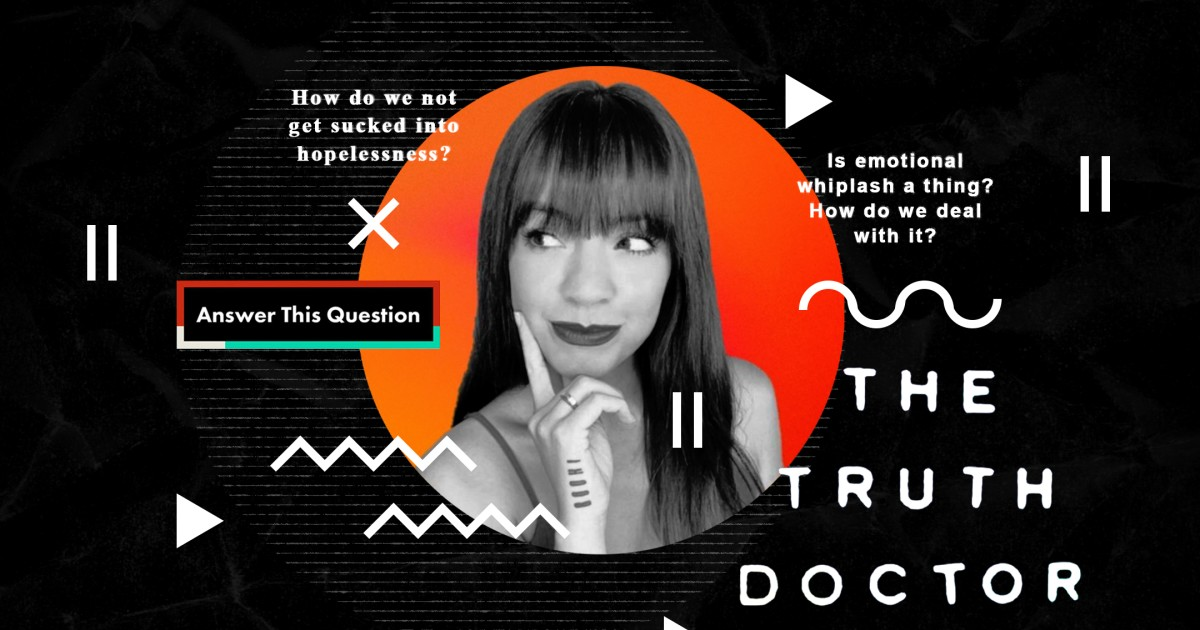 TikTok therapy guru covers Delta variant and COVID anxiety