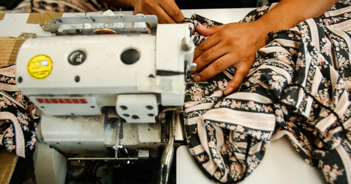 California garment workers' wage bill passes Assembly