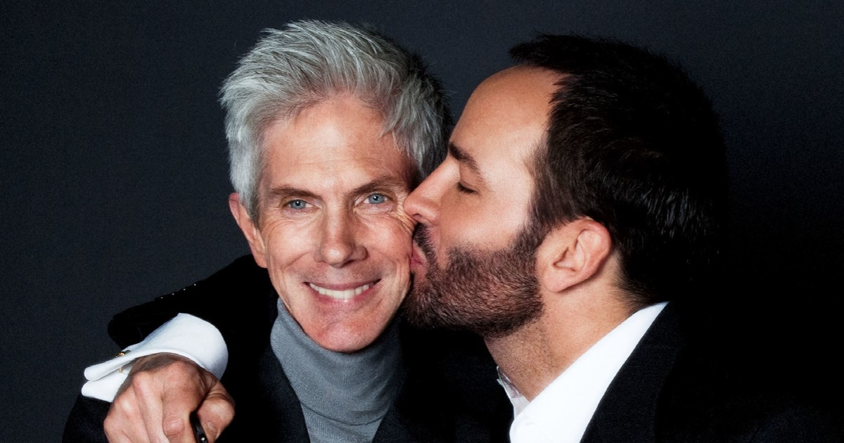 Richard Buckley dead: Tom Ford mourns his late husband